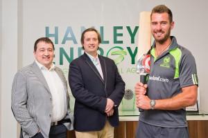 Cricket Ireland office