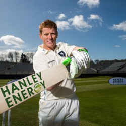 Kevin O'Brien at the launch of the 2015 Hanley Energy Inter-Provincial Series