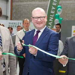 Data Centre Research and Development opening