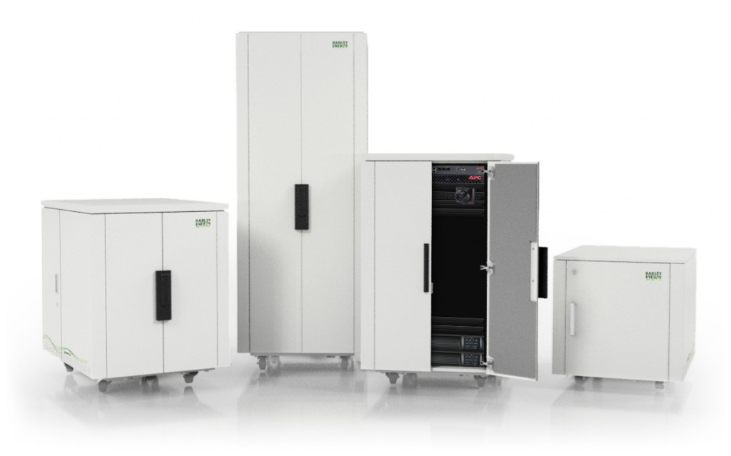 Powerhive comms cabinet range
