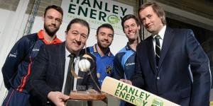 2016 Hanley Energy Inter-Provincial Series Launch