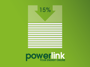 powerlink energy reductions 15%