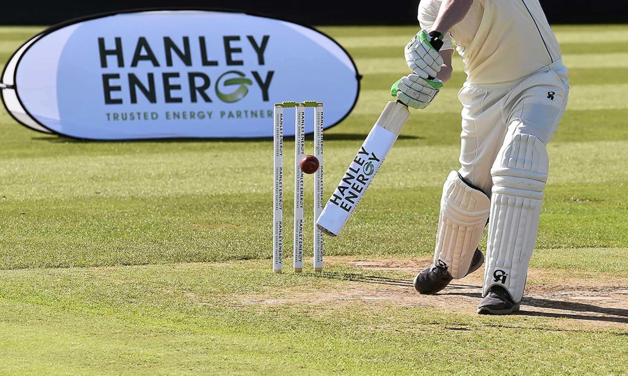 Official Sponsors of Cricket Ireland