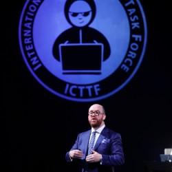 Paul C Dwyer, ICTTF President - Cyber Threat Summit 2016