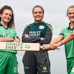 Hanley Energy announced as the Official Sponsors of the Irish International Women's Cricket Team