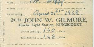 John Gilmore 1938