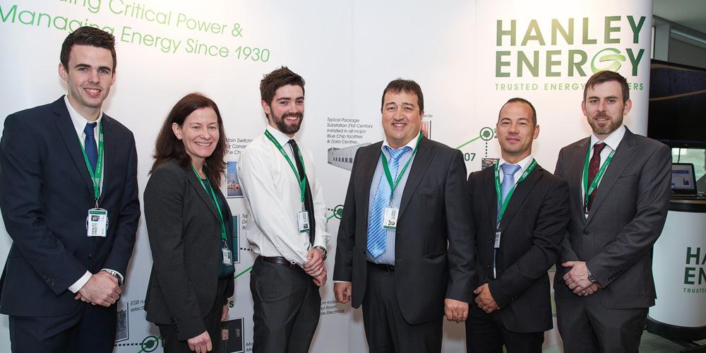 Hanley Energy team