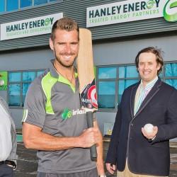 Cricket Ireland outside HQ