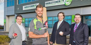 Cricket Ireland outside HQ