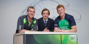 Official sponsor Cricket Ireland