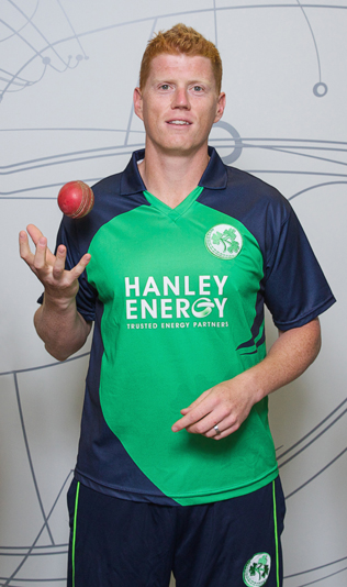 Kevin O'Brien Cricket Ireland