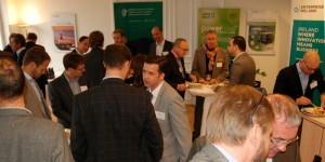 Irish Embassy Sweden launch event