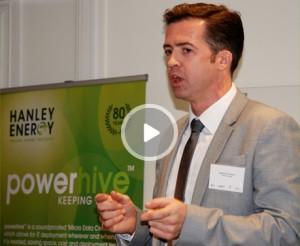 Powerhive launch at Irish Embassy in Sweden