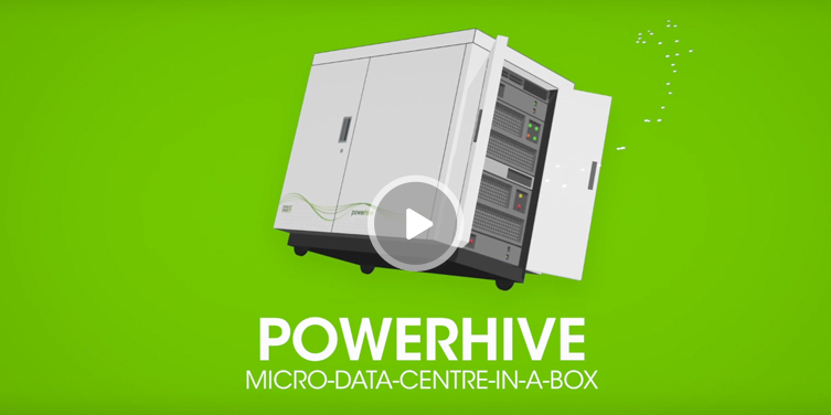 Powerhive video micro data centre
