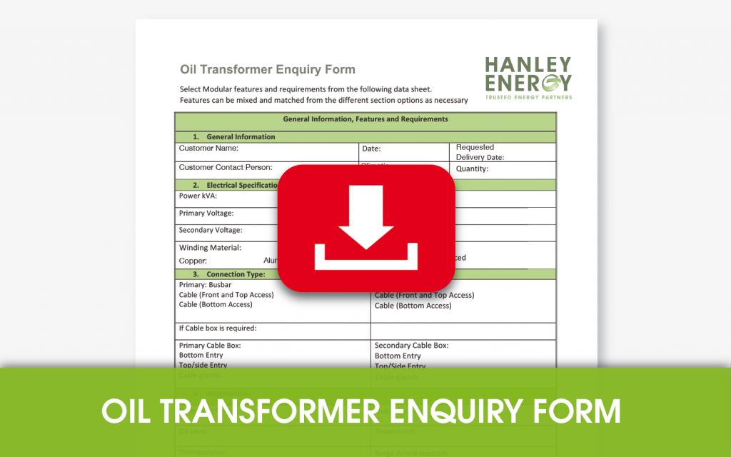 Cast Resin Transformers | Hanley Energy