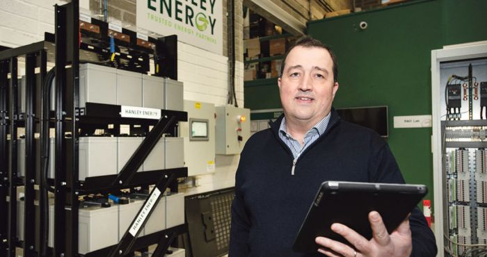 Dennis Nordon, Managing Director and co-founder at Hanley Energy, on adopting Smartsheet to tackle recurring business challenges