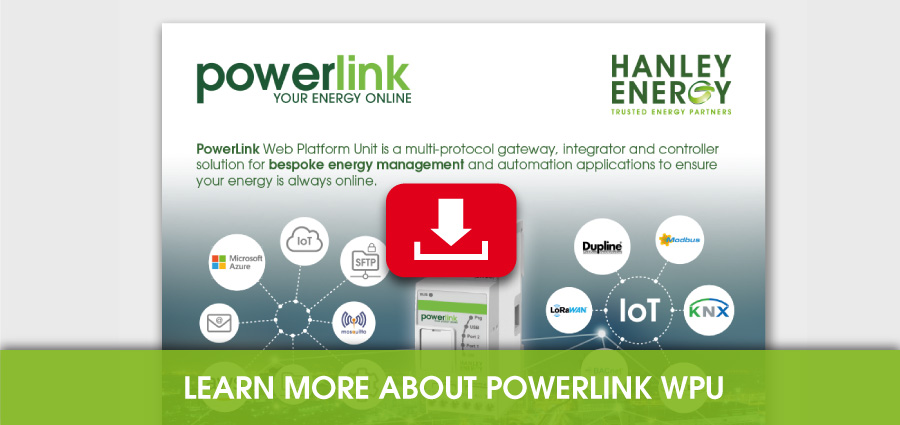 Powerlink WPU Download Brochure
