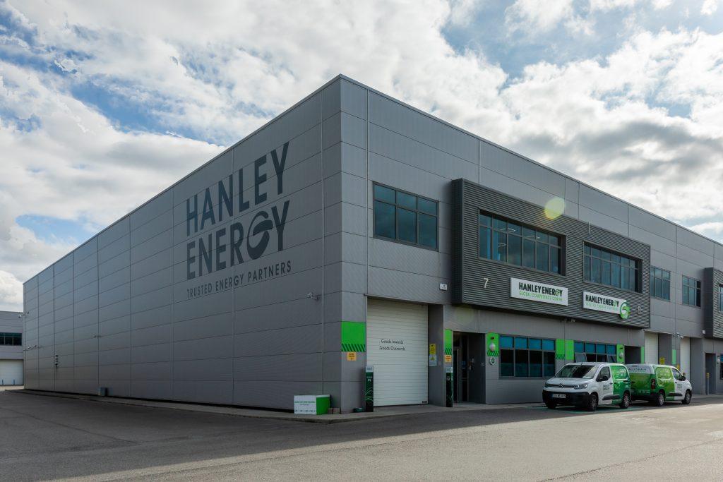 Hanley Energy Head Quarters - Amazon Day One